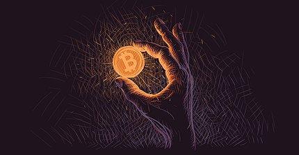 Как определяется цена биткоина и других криптовалют