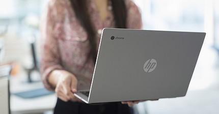 HP представила высококлассный Chromebook 13