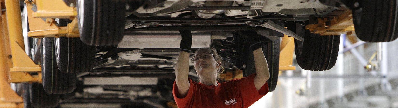 Ford planeia cortar cerca de 10% da sua força de trabalho global