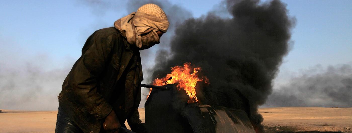 Будущее нефти зависит от Сирии