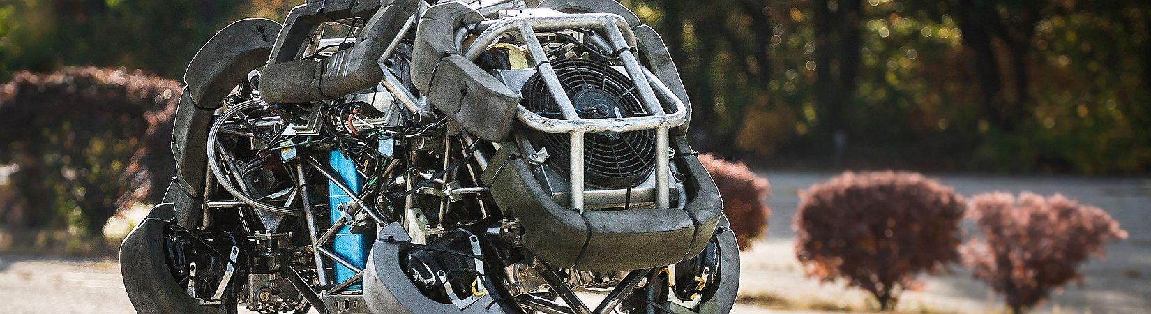 شركة SoftBank تشتري منتج الروبوتات Boston Dynamics