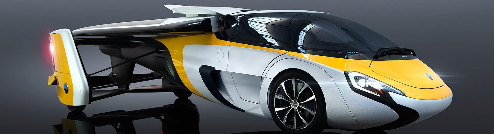 World's first flying car ready to pre-order