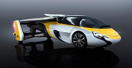 La prima auto volante della storia arriva sul mercato