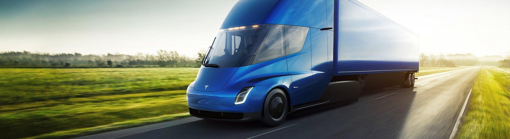 Кто заказывает электрогрузовики Tesla Semi
