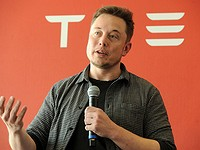 Elon Musk tells Tesla shareholders to buy Ford stock