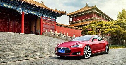 Made in China: Tesla откроет завод по сборке электрокаров в Китае