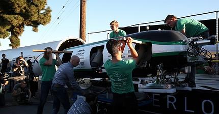 El futuro ya está aquí: Así se desarrolló el concurso Hyperloop