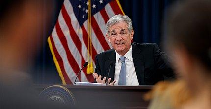 Глава ФРС заявил, что не видит в криптовалютах угрозу
