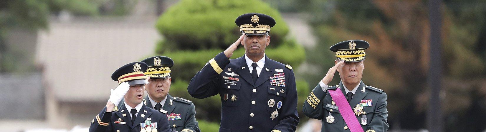 Estados Unidos e Coreia do Sul iniciam exercício militar conjunto