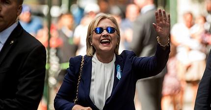 Cómo afecta la salud de Hillary Clinton a los mercados
