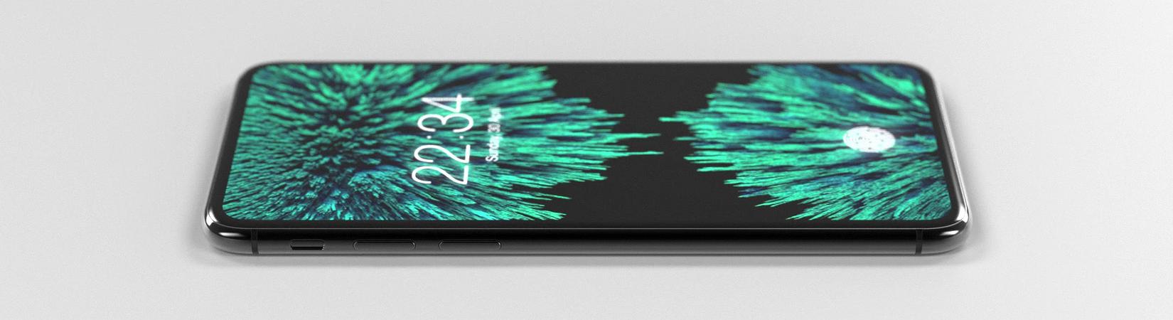 Видео: В Сети появились изображения юбилейного iPhone 8