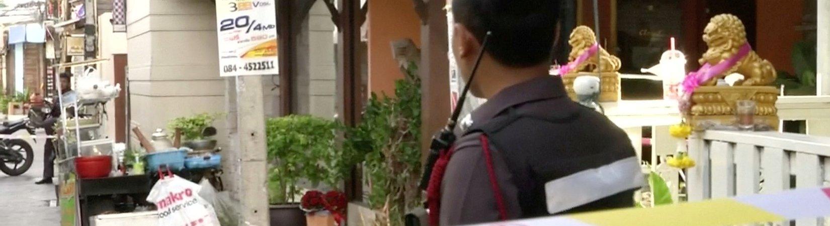 Una serie de atentados conmociona a Tailandia