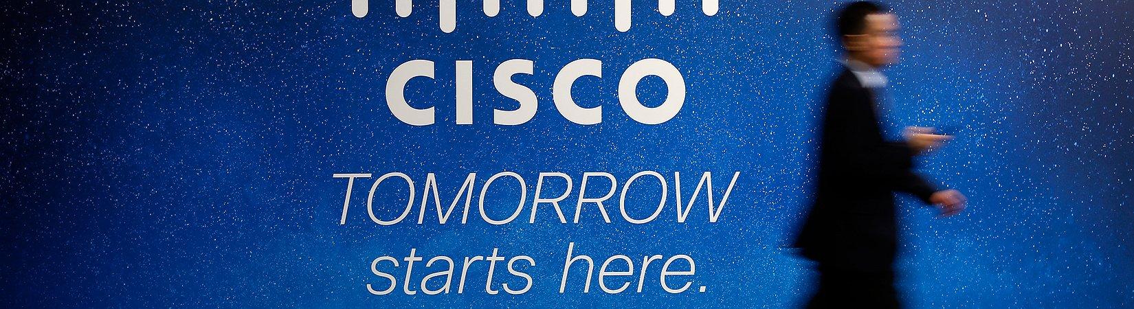 لماذا عليك شراء أسهم Cisco الآن