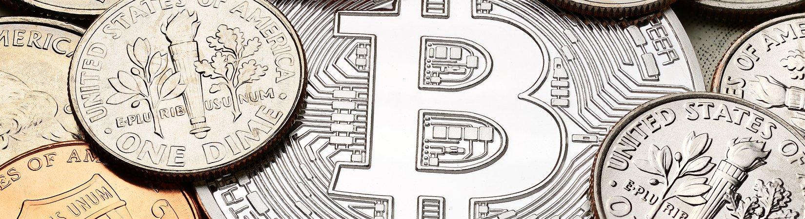 Quota de mercado da Bitcoin caiu para mínimo histórico