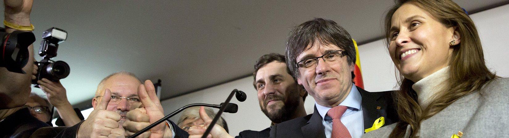 La victoria de Ciudadanos no logra evitar la mayoría independentista
