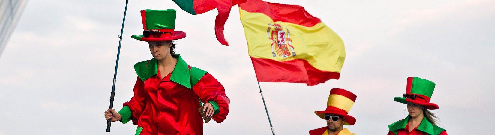 España y Portugal van por caminos separados