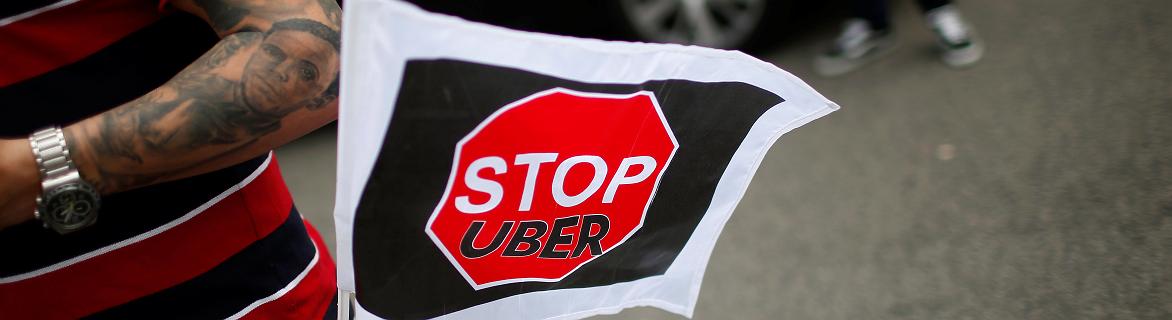 Uber se enfrenta al máximo tribunal de Europa