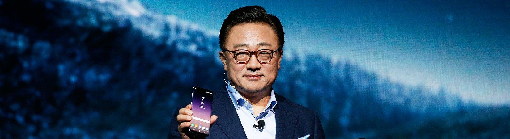 Samsung unveils new Galaxy S8