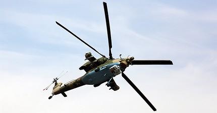 Погибшие вСирии пилоты вертолета служили наСтаврополье