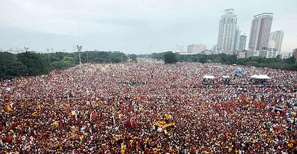 La vida en Manila, la ciudad más densamente poblada del mundo
