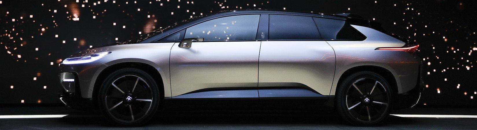 Faraday Future's first luxury electric SUV is here. Time for Tesla to worry?