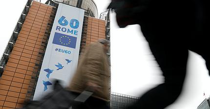 L'Unione europea festeggia i 60 anni dei Trattati di Roma