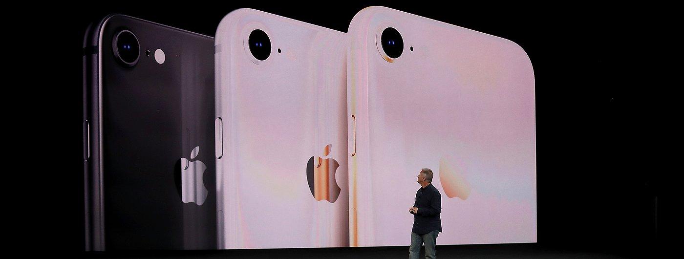 «Хороший, но ни о чём»: Вышли первые отзывы про iPhone 8