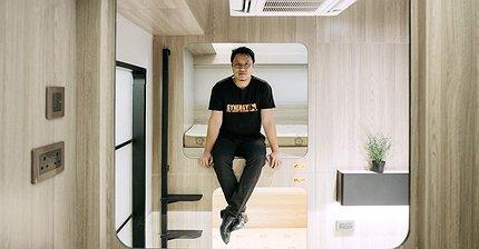 Работаешь в банке, живешь в коробке: Как устроены общежития Гонконга