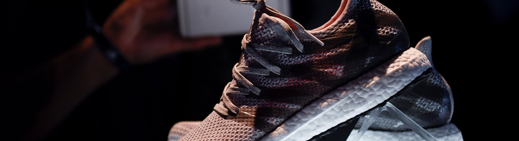Adidas and Silicon Valley firm to 3D print shoes