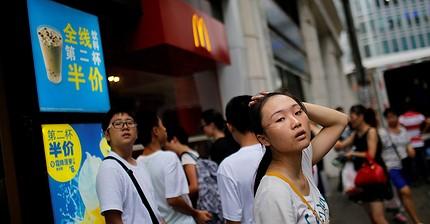 McDonald's es otra víctima de la guerra por el Mar del Sur de China