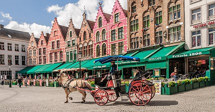 4 ciudades de Europa que debes visitar en esta época del año