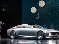 Mercedes наступает на пятки Tesla