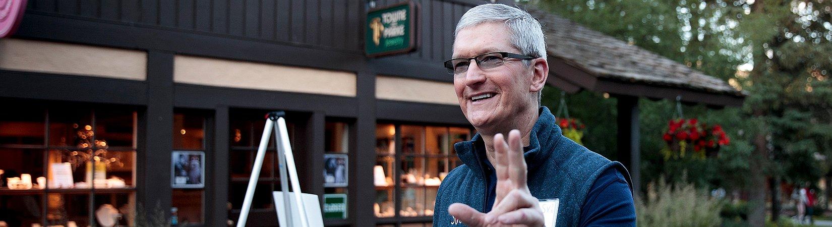 A rotina diária de Tim Cook, Diretor Executivo da Apple