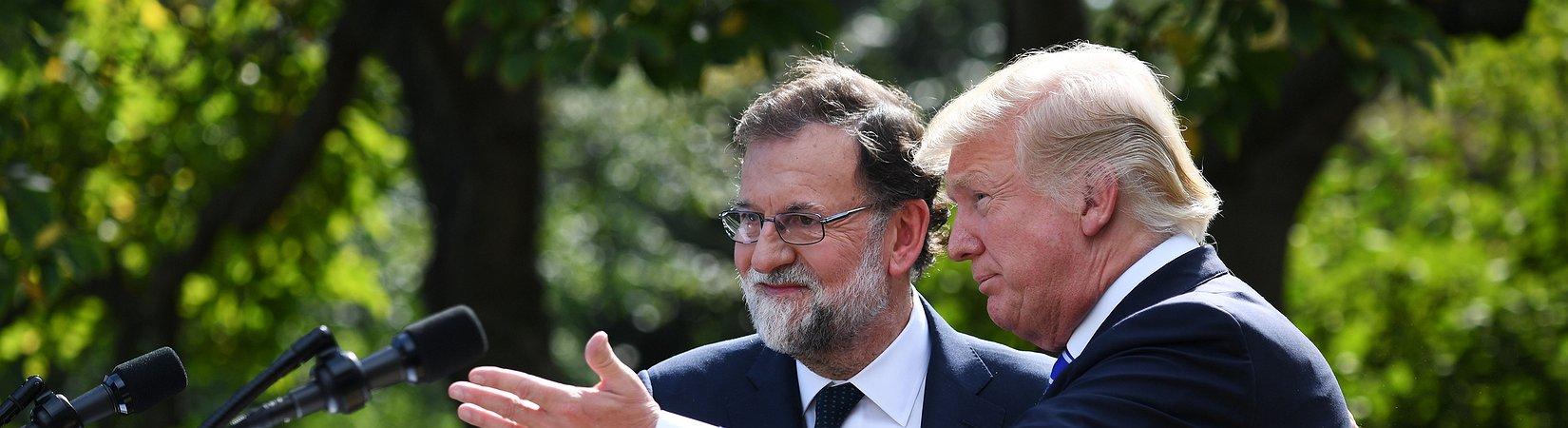 Trump: Sería una tontería que Cataluña no siga en España
