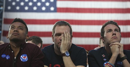 FOTOS: Las elecciones presidenciales de EE. UU.
