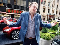 Elon Musk mocks traders who shorted Tesla