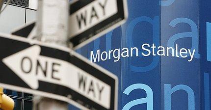 Morgan Stanley превзошел все ожидания Уолл-стрит