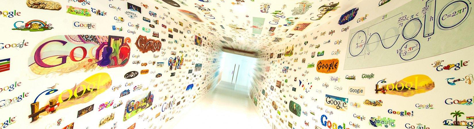 Morire d'invidia guardando le foto degli uffici di Google