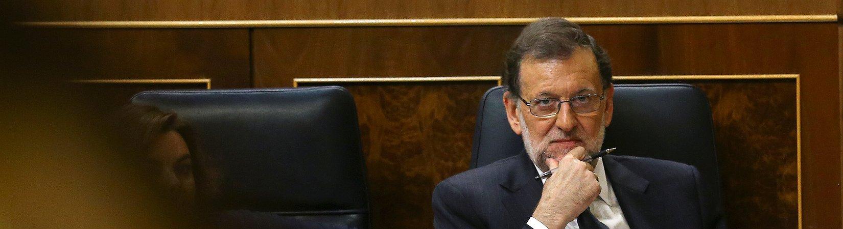 Rajoy no consigue la investidura en su primer intento