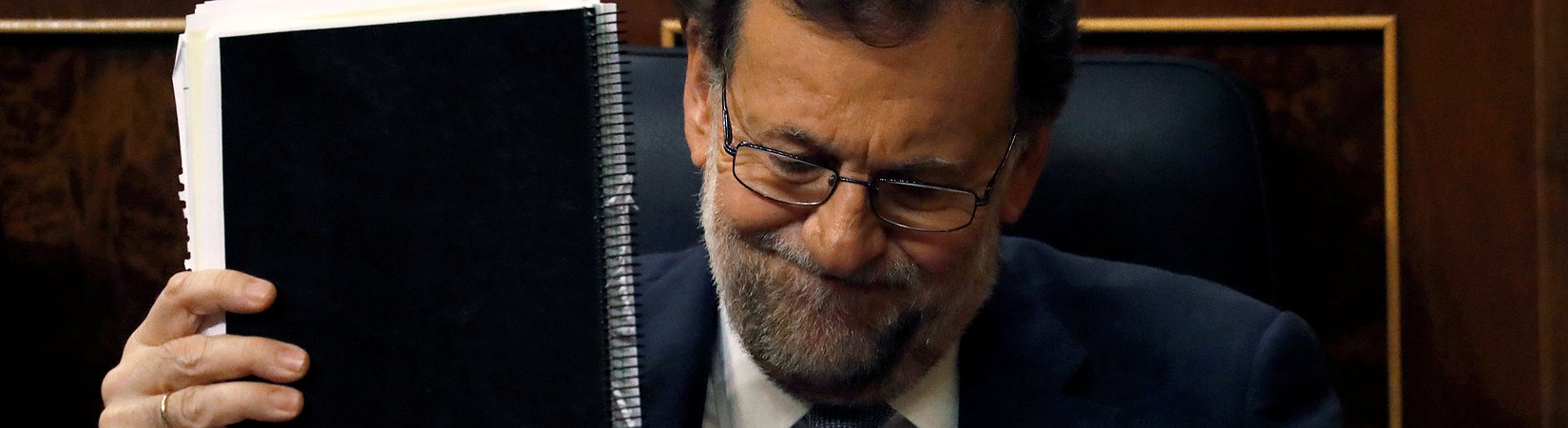 Rajoy pierde la investidura en la primera votación