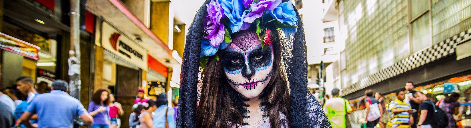 Os 50 trajes de Halloween mais populares este ano