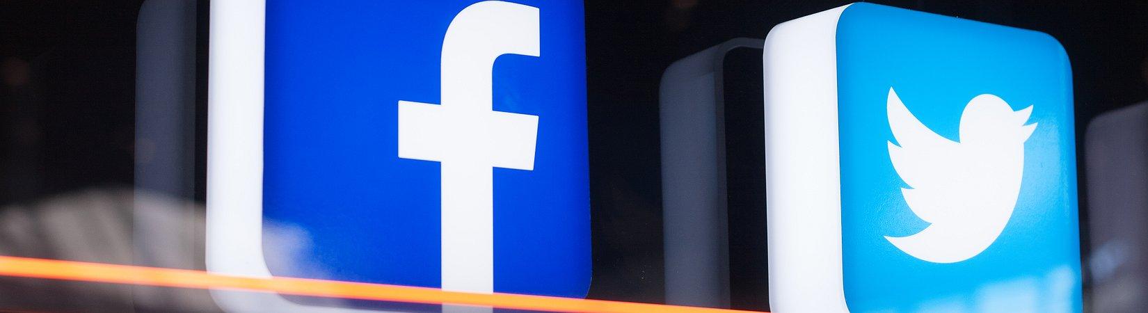 IS gegen Twitter und Facebook