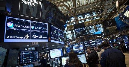 Обзор рынка: Европейские рынки растут, фунт подешевел, цены на нефть и золото снизились