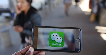 WeChat having another crack at Europe