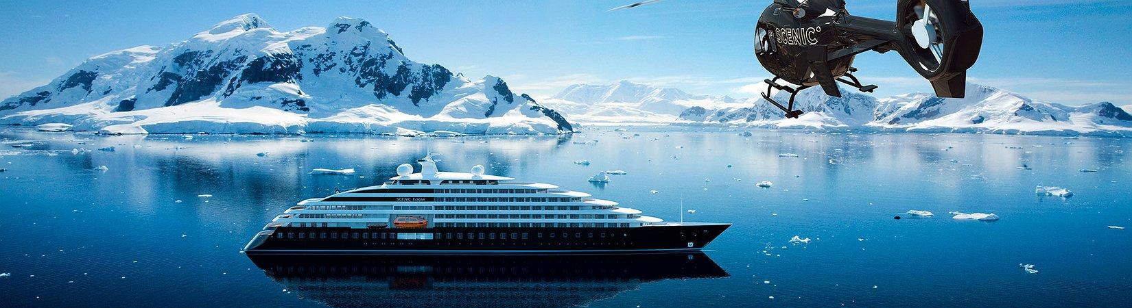 كارتينج ومركبات دون سائق  وليزر تاغ: ماذا تعرض السفن السياحية في عام 2018
