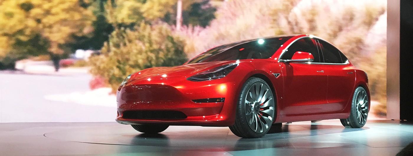 Model 3 — залог провала Tesla