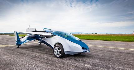 Quizá veamos coches voladores ya en 2017