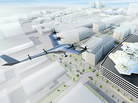 Uber plans to launch flying taxi service by 2020
