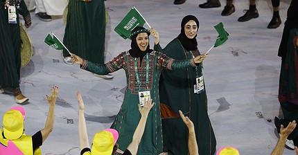 Ser mujer y deportista no tiene cabida en Arabia Saudí