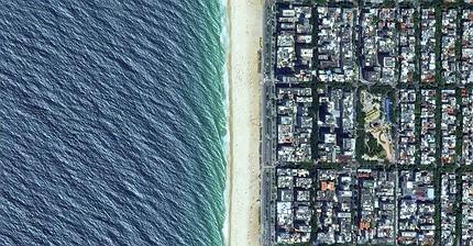 Imágenes de satélite de ciudades famosas: ¿Las reconoces desde esta perspectiva?